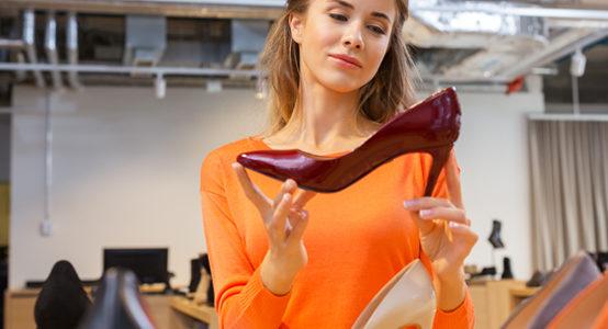 Trouver chaussure pour femme