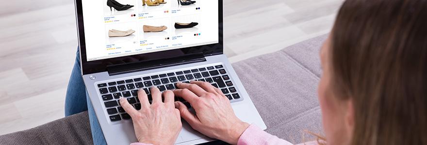 chaussures bateau en ligne