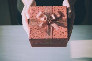 un cadeau parfait pour une petite attention