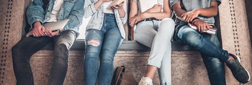Jeans français